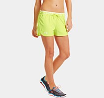 Under Armour Play Up Short Yellow/ White