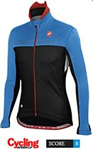 Castelli Poggio Jacket Blue/ Black