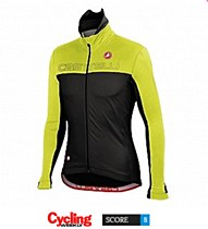 Castelli Poggio Jacket Grey/ Yellow