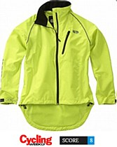 Madison Prima II Women's Jacket Yellow
