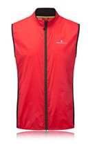 Ronhill Trail Quantum Gilet Red/ Black