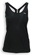 Under Armour Women's Racer Tank Black