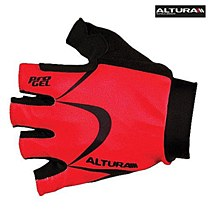 Altura ProGel Mitts Red