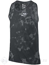 Nike Run Finted Tie Dye Men's Black