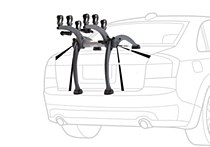 Saris Bones 3 Bike Rack Grey