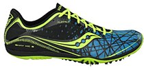 Saucony Shay XC3 Spike Blue/ Black/ Citron