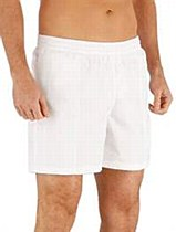 "Speedo Mens Scope 16"" Pool Watershort M White/ Black"
