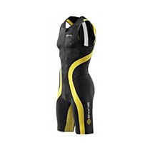 Skins TRI400 Skinsuit Men'sBlack/ Yellow