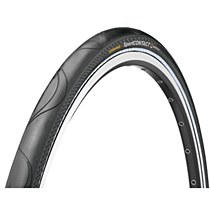 Sport Contact Reflex 26 x 1.3 inch black / reflective tyre