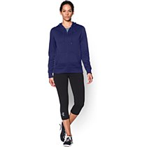 Under Armour Women's Storm Fleece Logo Purple