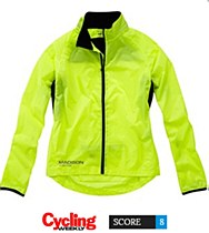 Madison Stratos Women's Jacket Yellow