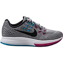 Nike Women's Zoom Structure 19 Grey/ White
