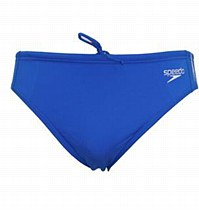 Speedo Superiority Panel Brief 6.5cm Blue