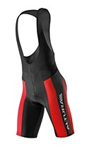 Altura Team Bib Short Black/ Red