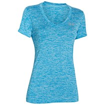 Under Armour Tech Short Sleeve Women's Blue