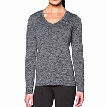 Under Armour Tech Short Sleeve Women's Black
