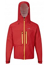 Ronhill Trail Tempest Jacket Red/ Yellow