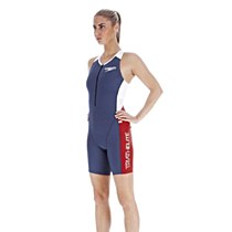 Speedo Lazer  Racer Tri Comp Womens Suit