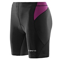 Skins TRI400 Shorts Women's Black/ Purple