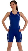 2XU Wmns Comp Trisuitblue