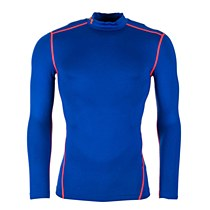 Under Armour Compression Mock Cobalt