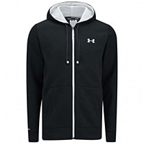 Under Armour CC Storm Rival Full Zip Black