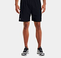 "Under Armour Escape 7"" Short Black/ White"
