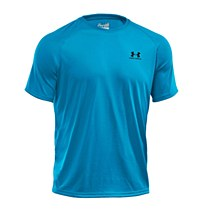 Under Armour Tech Short Sleeve Top Blue