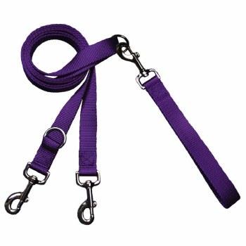 2 Hounds - Euro Leash - Purple