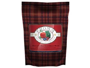 Fromm Four Star - Highlander - Dry Dog Food - 30 lb
