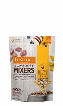 Instinct - Raw Boost Mixers Chicken - Freeze Dried Cat Food - 1 oz
