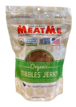 Ayrshire Farm - Meat Me - Turkey - Tibbles Jerky - 4 oz