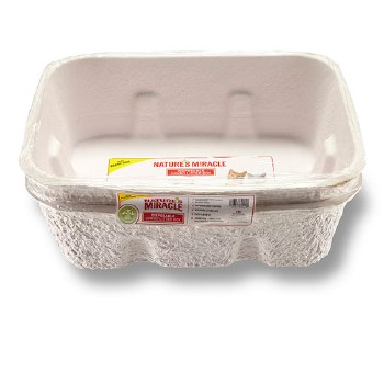 Nature's Miracle - Disposable Litter Box - 2 pack