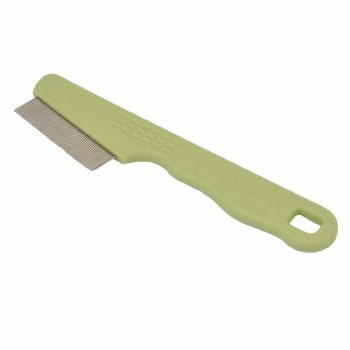 Safari - Plastic Handle Flea Comb