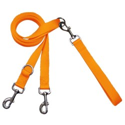 2 Hounds - Euro Leash - Neon Orange