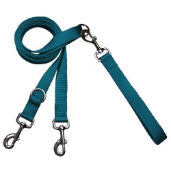2 Hounds - Euro Leash - Teal