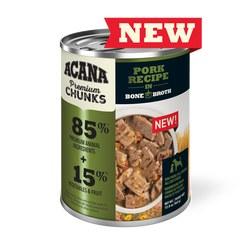 Acana - Pork Recipe - Canned Dog Food - 12.8 oz