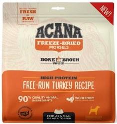Acana - Freeze-Dried Morsels - Free-Run Turkey Recipe - Freeze-Dried Dog Food - 8 oz