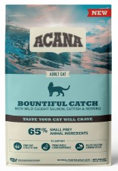 Acana - Bountiful Catch - Dry Cat Food - 4 lb