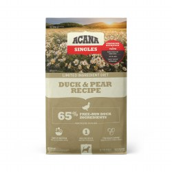 Acana Singles - Duck and Pear - Dry Dog Food - 25 lb