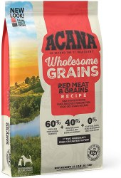 Acana - Red Meat + Wholesome Grains - Dry Dog Food - 22.5 lbs