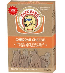Bark Bars - Dog Treats - Cheddar Cheese - 12 oz