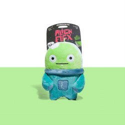 Alien Flex - Plush Dog Toy - Bubu