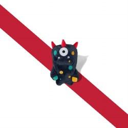 Alien Flex - Plush Dog Toy - Ghim Mini