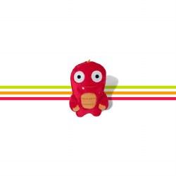 Alien Flex - Plush Dog Toy - Stixx Mini