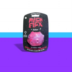 Alien Flex - Rubber Dog Toy - Meteor