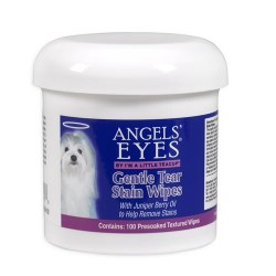 Angel Eyes - Tear Stain Wipes - 100 count
