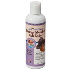 Ark Naturals - Omega Mender! Itch Ender! - Cat and Dog Supplement - 8 oz