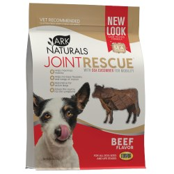 Ark Naturals Joint Rescue - Beef Flavor Chews - Dog Supplement - 9 oz