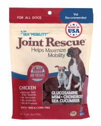 Ark Naturals - Sea Mobility Joint Rescue Chews - Chicken - 9 oz
